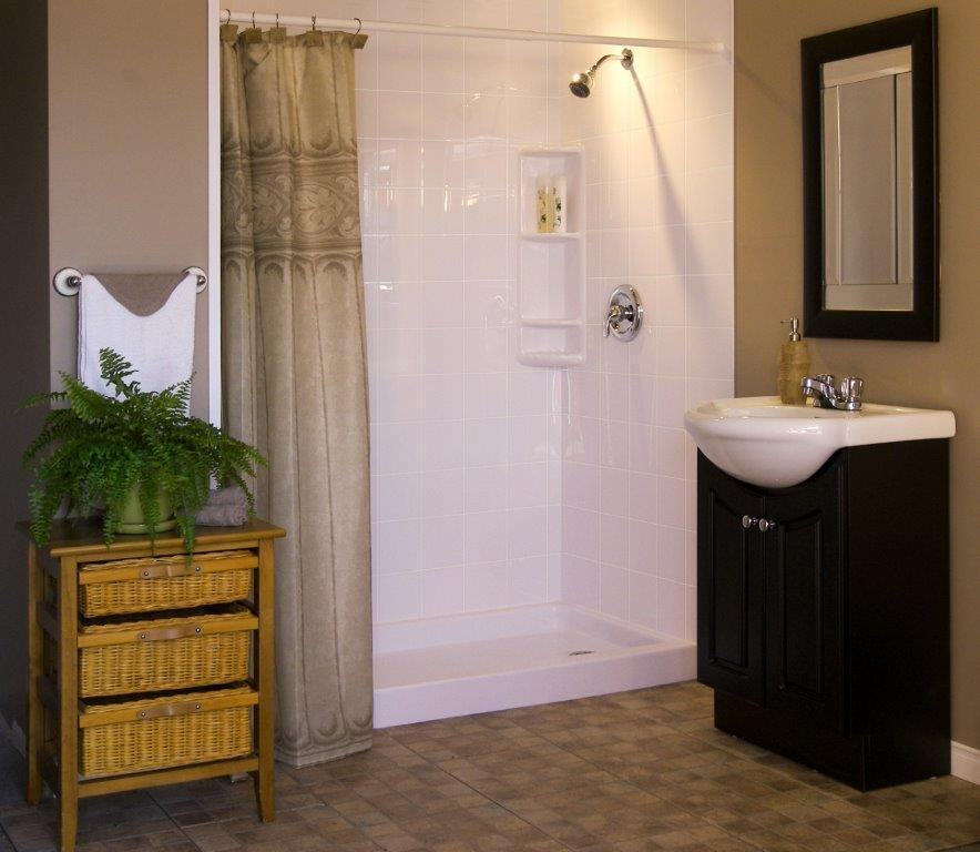 transformation baignoire douche montr al laval blainville bain miracle. Black Bedroom Furniture Sets. Home Design Ideas